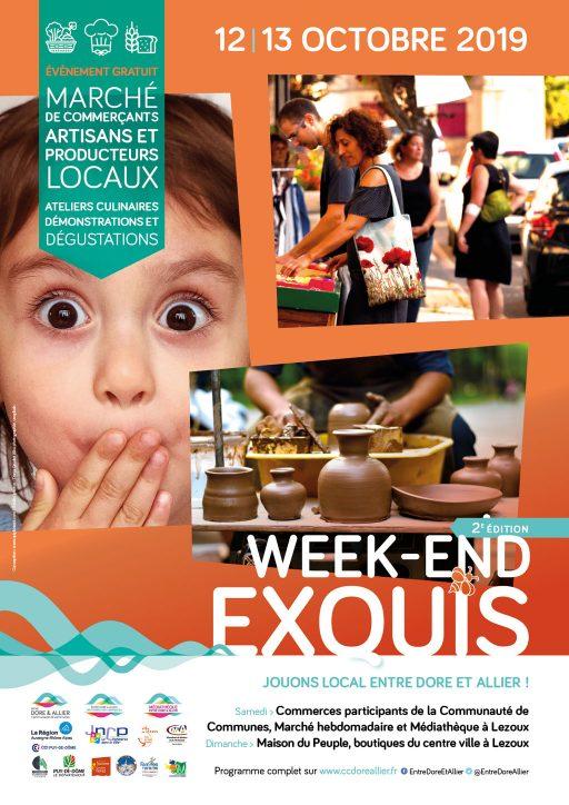 2ème édition de Week-end Exquis, Jouons Local