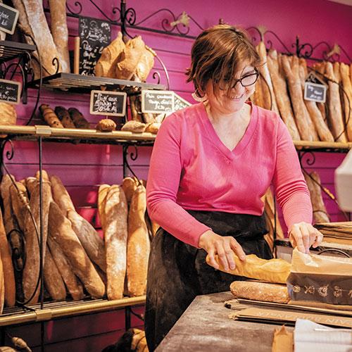 Boulangerie L'atelier du pain