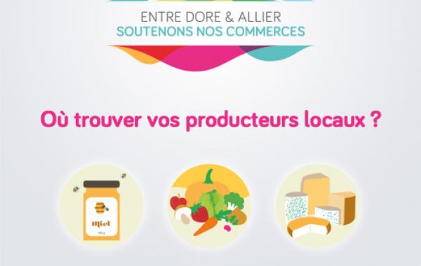 Où trouver vos producteurs locaux ?