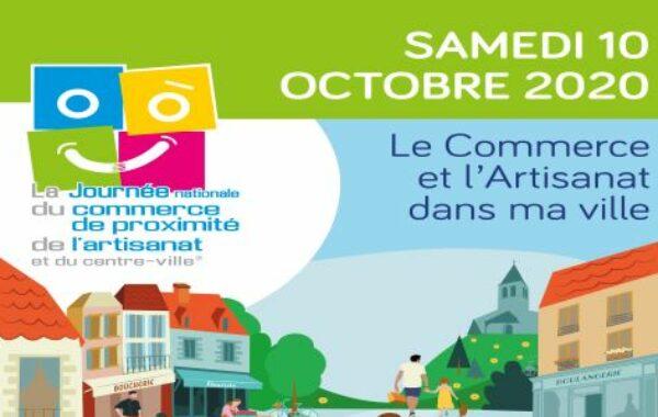 Journée du Commerce Entre Dore et Allier!
